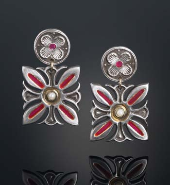 Lisa Cain Earrings