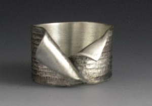 Hadar Jacobson's Sterling Clay ring
