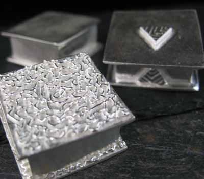 94 Best PMC: Precious Metal Clay images   Precious metal ...   Metal Clay Boxes